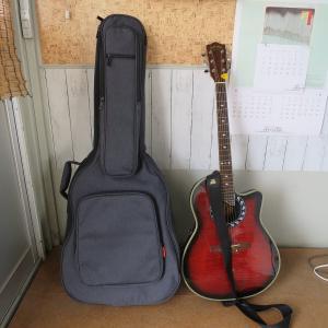 ギターのソフトケースを買う