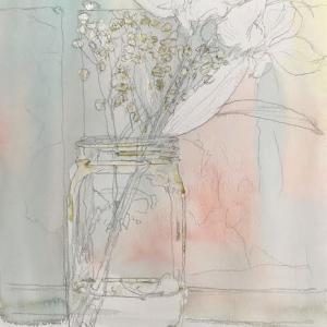 花のある生活 「 ある窓辺 」