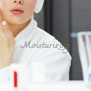 お風呂上がり後の保湿を劇的に早くする方法