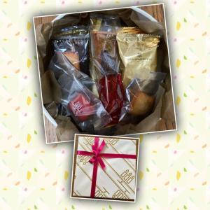 【モレスコ】から優待が届きました。芦屋生まれの老舗の焼き菓子。