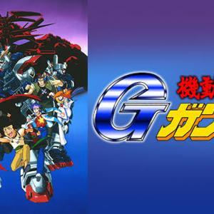 機動武闘伝Gガンダム36話感想《神の竜巻VS薔薇の竜巻》