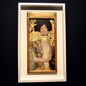 何で混んでいるのか自分にはわからない「クリムト展 ウィーンと日本1900年」