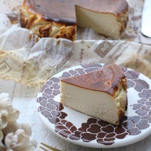 【バスク風チーズケーキ】秋のスイーツレッスン