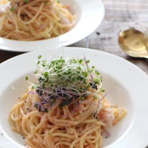 今の状況と【レシピ有り】簡単明太子パスタ!作りましょう!