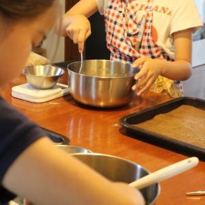 夏休み特別レッスン、手作りクッキーを楽しもう‼️