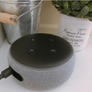 【Amazonプライム】Echo Dot (アレクサ)が9660円→1480円!しかもAmazon Music Unlimited6ヶ月無料!