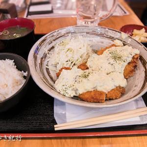 【大阪梅田】人気の居酒屋マキシ亭でランチを食べてみた!