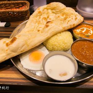 【大阪梅田】カレー定食が楽しめる!インド料理ターリー屋