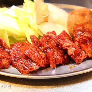 【西中島南方】小川商店で焼肉ランチ
