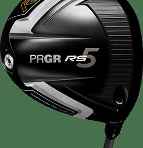 PRGR RS5シリーズ登場