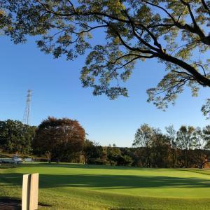 絶好のゴルフ日和!