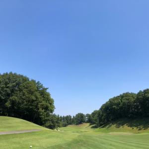 灼熱ゴルフに行ってきた。in  北武蔵カントリークラブ