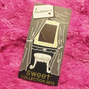 SWEET COLLECTION 2015