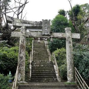 神社の鳥居 1