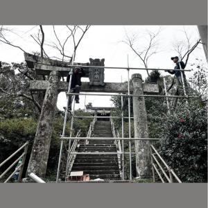 神社の鳥居 7