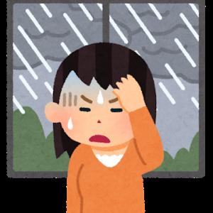 梅雨の時期は...