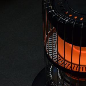 油断禁物、暖房器具!