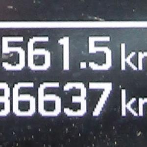 ソリオの燃費20201030