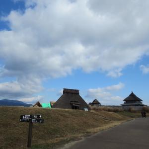 吉野ケ里歴史公園③ 北内郭の祭殿