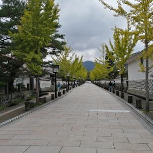 秋の津和野の町散策① 2020