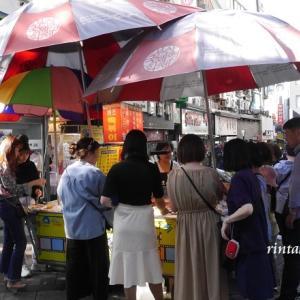 2019年9月 釜山 チュソク!BIFF広場で何食べる?!