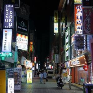 2019年9月 釜山 24時間営業!ケミチプでマニモゴ