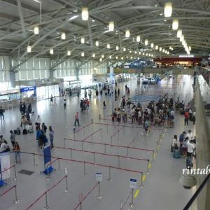 2019年9月 釜山 金海空港で韓食ランチとお土産編