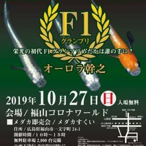 F1グランプリ!魚の協賛させていただきます❤️