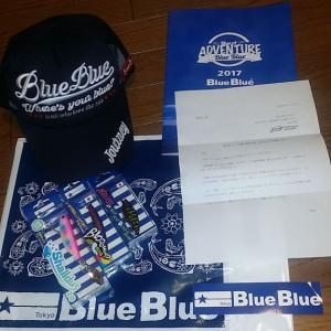 【凄腕】BlueBlueCUP副賞届きました