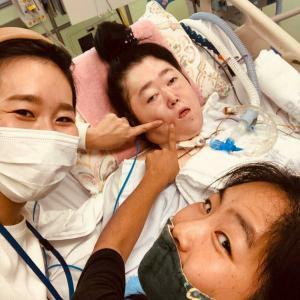 気管腕頭動脈瘻と言う病気になってICUで生死をさまよっていました。
