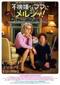 仏映画「不機嫌なママにメルシィ!」を見た。