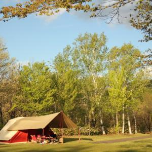 秋田キャンプ旅は旅情溢れる素晴らしきキャンプ