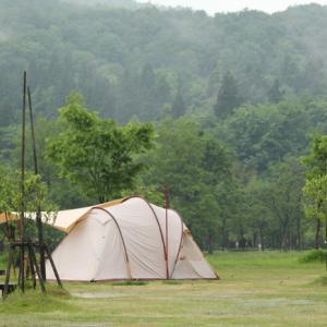 自由過ぎるキャンプ旅 一泊予定が二泊に
