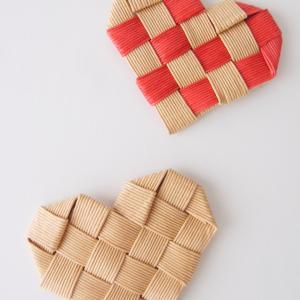 ハートモチーフを編んでみよう