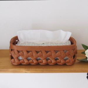 四つ畳み/収納かごの作り方
