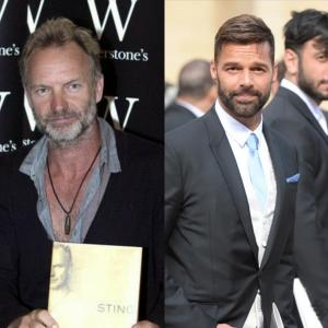 Simple 和訳 Ricky Martin & Sting