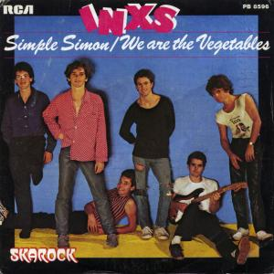 We Are the Vegetables 和訳【58】INXS