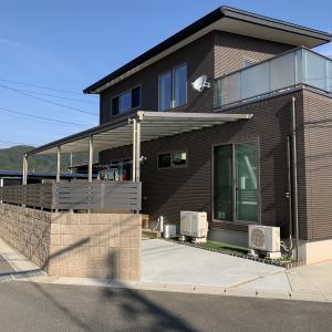 山口市 外構リフォーム ♪ 屋根付きの駐車場が完成 S-STYLE GARDEN