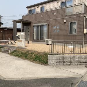 山陽小野田市 外構リフォーム ♪ 芝生のメンテナンスから解放 S-STYLE GARDEN