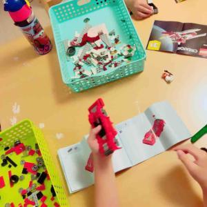 LEGOは自閉症児にとても良いと思う。