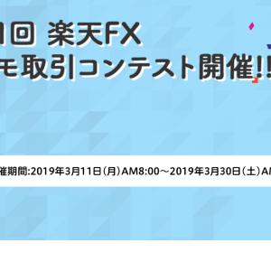 【潜入】第1回楽天FXデモコンテスト