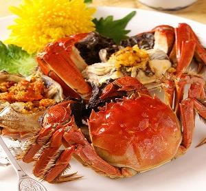 上海蟹たべたい♫