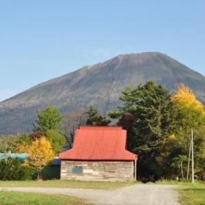 秋の北海道、