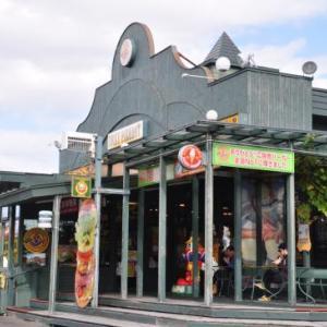 北海道ラストラン 27日目-② 函館ソウルフードのハンバーガーと大沼公園の紅葉