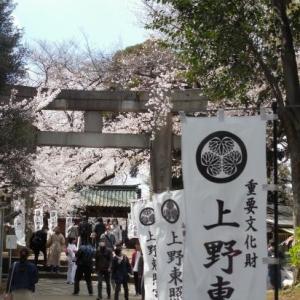 下町めぐり ⑤上野東照宮