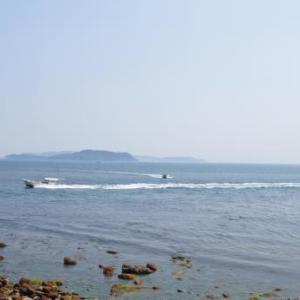 四国路ラストラン 3日目-② 淡路島の南端を廻り込み、徳島に入ります