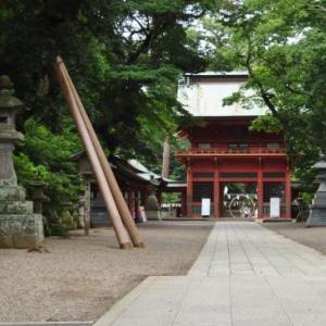 気晴らしのドライブ ➂鹿島神宮