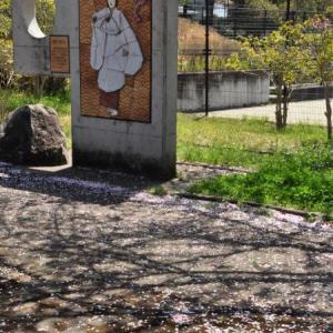桜狩り 1日目 ①桜川市の磯部稲村神社から、富谷観音・二宮尊徳資料館へ
