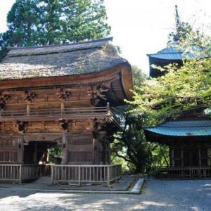 桜狩り 1日目 ➂日本遺産の西明寺