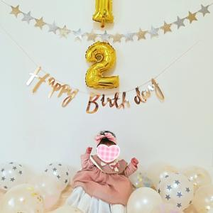 Happy half birthday♡